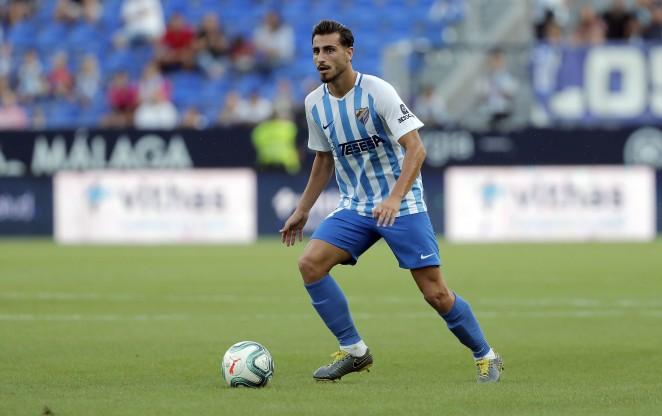 """Luis Muñoz: """" Estoy esperando al Málaga CF, el tiempo corre en mi contra"""""""