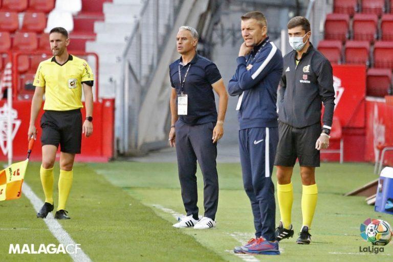 La contracrónica: Al Málaga CF le va la marcha