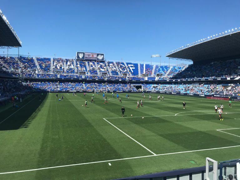 Despedida a los trabajadores del Málaga CF incluidos en el ERE