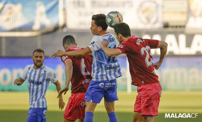Crónica: El Málaga CF elige sufrir