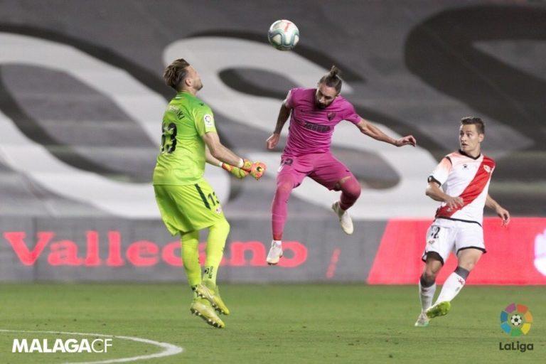Crónica Málaga CF: Un punto que sabe a gloria