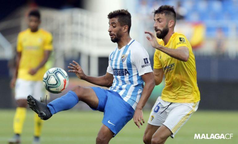 El Cádiz CF será el tercer rival de pretemporada del Málaga CF