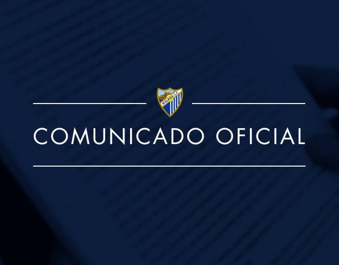 El Málaga CF amplía el plazo para responder sobre la compensación de abono