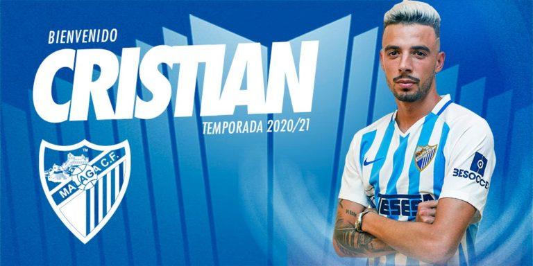 Lee más sobre el artículo Cristian Rodríguez llega para reforzar la medular del Málaga CF