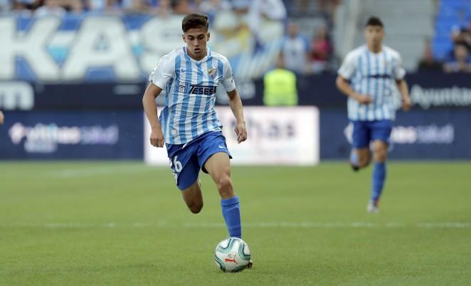 Cristo amplía contrato con el Málaga CF