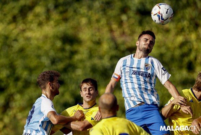 El Málaga CF finaliza los partidos de pretemporada