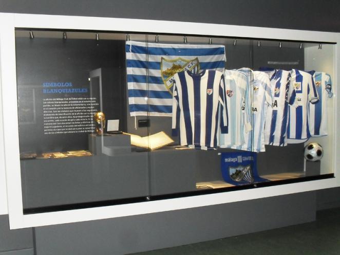 Málaga CF: Presentación oficial de las camisetas