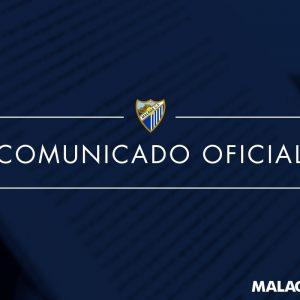 El Málaga CF abre el plazo de recepción de solicitudes del préstamo