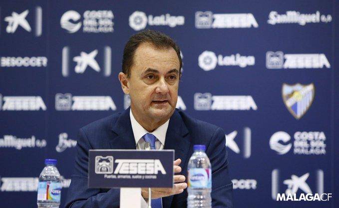 José María Muñoz: «Si levanto el ERE, el club iría a concurso de acreedores»