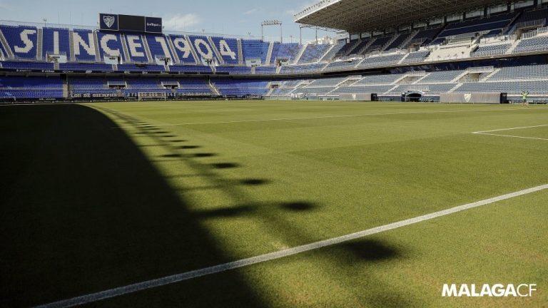 Previa Málaga CF – AD Alcorcón: «En busca del triunfo casero»