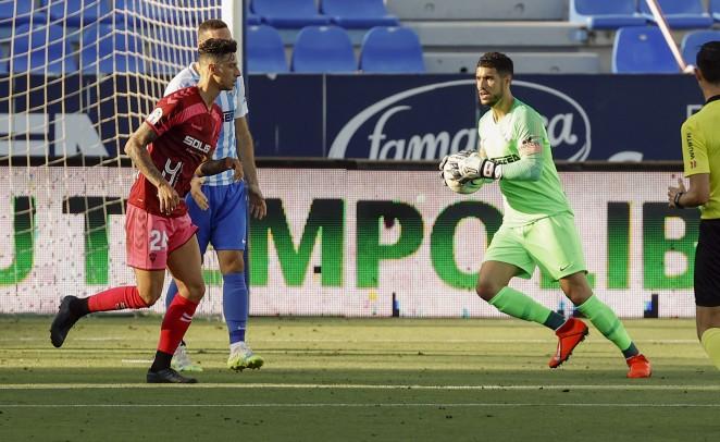 Munir se despide oficialmente en redes sociales del Málaga CF