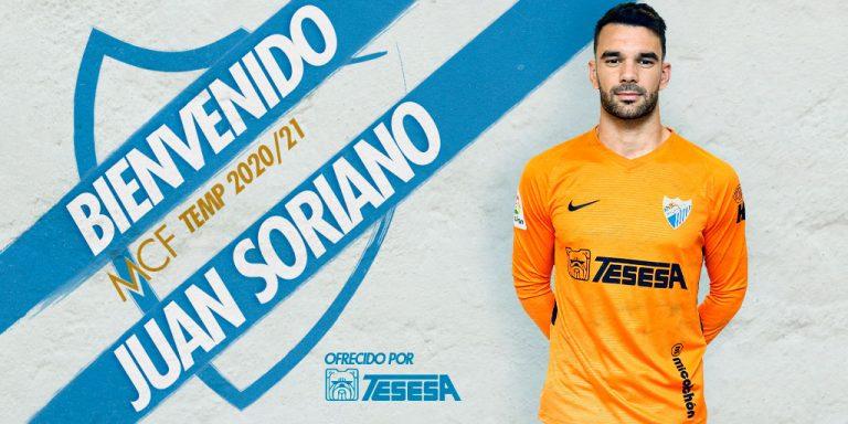 Lee más sobre el artículo Soriano refuerza la meta del Málaga CF