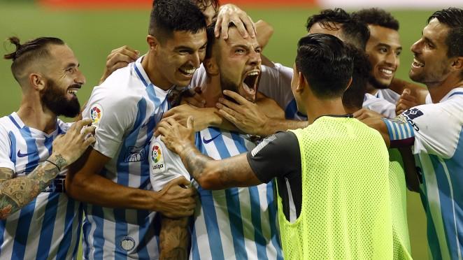 Tete Morente abona su cláusula y abandona el Málaga CF