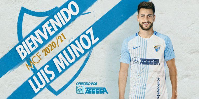 El fichaje más esperado:  «Luis Muñoz aterriza hasta el año 2022»
