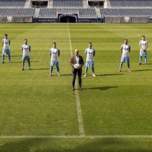 Málaga CF: «Presentación fichajes temporada 2020/21»