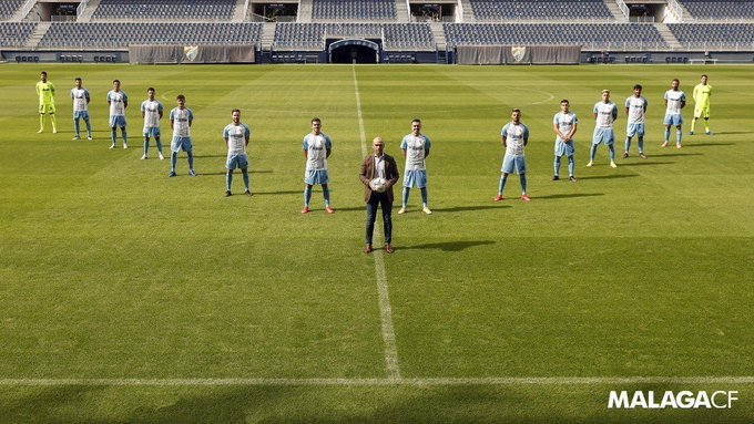 Lee más sobre el artículo Málaga CF: «Presentación fichajes temporada 2020/21»