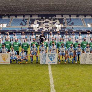 Málaga CF: «Campaña de abonados – Patrono Malaguista»