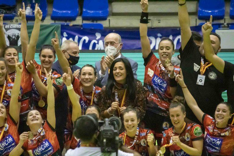 Rincón Fertilidad: «Declaraciones previas Final EHF European Cup»