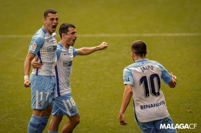 Lee más sobre el artículo Crónica Málaga CF – Albacete Balompié: » ¡Permanencia conseguida!»