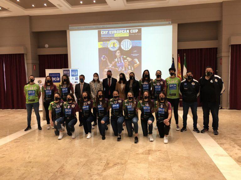 Rincón Fertilidad Málaga: «Presentación Final EHF European Cup»