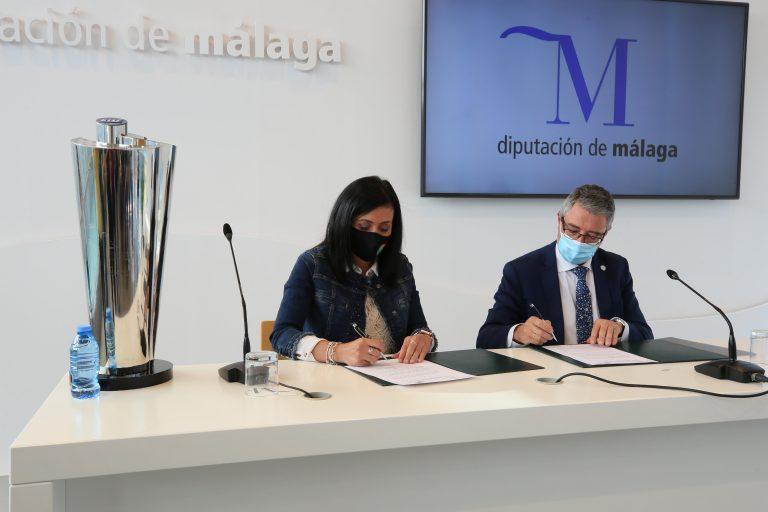 Lee más sobre el artículo La Diputación de Málaga, patrocinador principal de Rincón Fertilidad