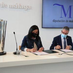 La Diputación de Málaga, patrocinador principal de Rincón Fertilidad