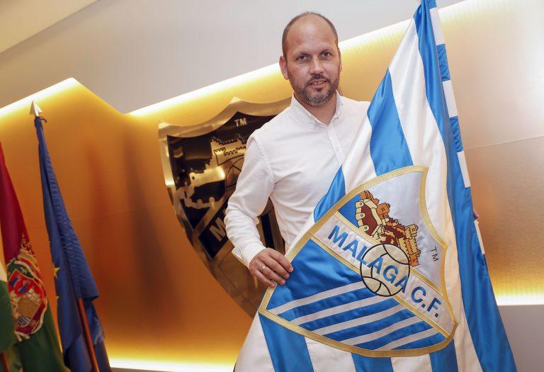 Lee más sobre el artículo José Alberto López, nuevo entrenador del Málaga CF