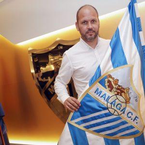 José Alberto López, nuevo entrenador del Málaga CF