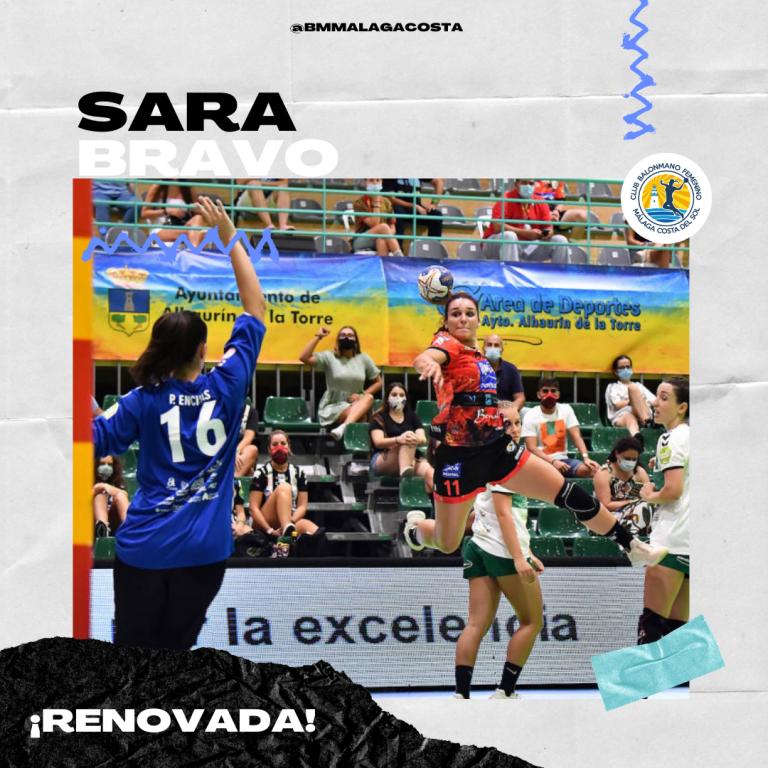Lee más sobre el artículo Sara Bravo renueva por una temporada más