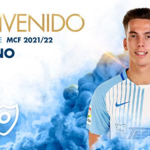 Paulino, oficialmente, nuevo jugador del Málaga CF