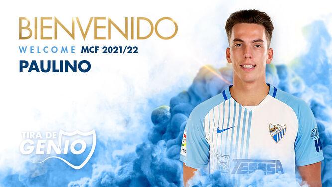 Lee más sobre el artículo Paulino, oficialmente, nuevo jugador del Málaga CF