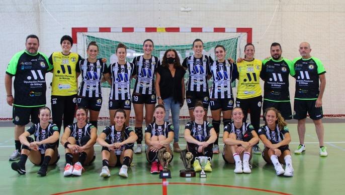 Lee más sobre el artículo El Costa del Sol Málaga revalida la Copa Andalucía
