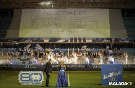80 Aniversario Estadio La Rosaleda: ¡Feliz cumpleaños!